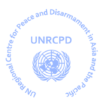 United Nations Regional Centre for Peace and Disarmament Logo